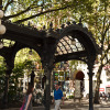 Seattle Parks and Recreation Begins Repair on Pioneer Square Pergola