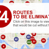 Tell Legislators to Preserve Bus Service to Downtown
