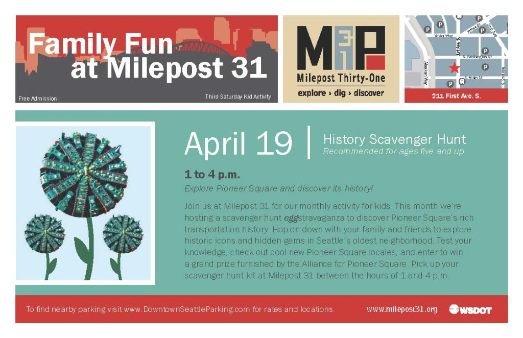 April 19, 2014 events at Milepost 31