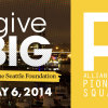 One Big Reason to GiveBIG to the Alliance on May 6th