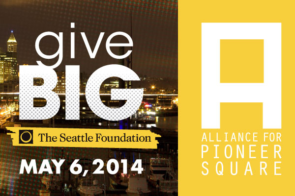 GiveBIG to the Alliance on May 6th!