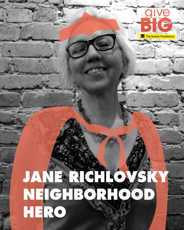 Jane Richlovsky: Neighborhood Hero