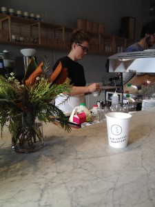 Elm Coffee at 240 2nd Ave S.