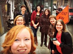 APS Team Selfie alley2