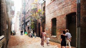 Alley Rendering