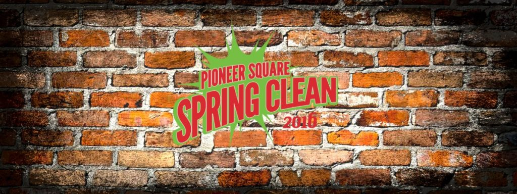 Spring Clean Event Hero