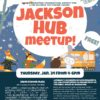 Jackson Hub Meetup! January 24th